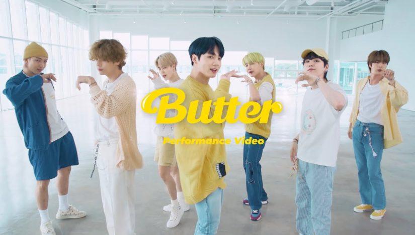 BTS -Butter